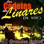 Play & Download 21 Grandes Exitos (En Vivo) by Los Cadetes De Linares | Napster