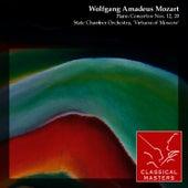 Piano Concertos Nos. 12, 20 by Evgeny Kissin