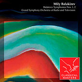 Play & Download Balakirev Symphonies Nos. 1, 2 by Various Artists | Napster