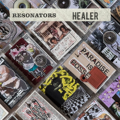 Play & Download Healer by Resonators | Napster