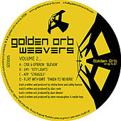 Golden Orb Weavers Volume 2 by Various Artists