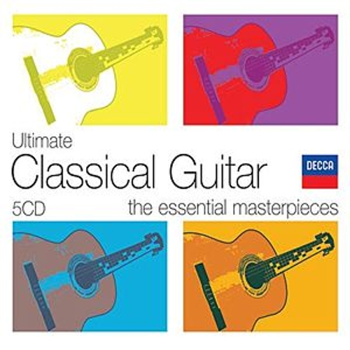 Play & Download Ultimate Classical Guitar by Various Artists | Napster