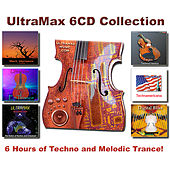 6-Cd Special: 6 Hours of Techno and Melodic Trance! by UltraMax
