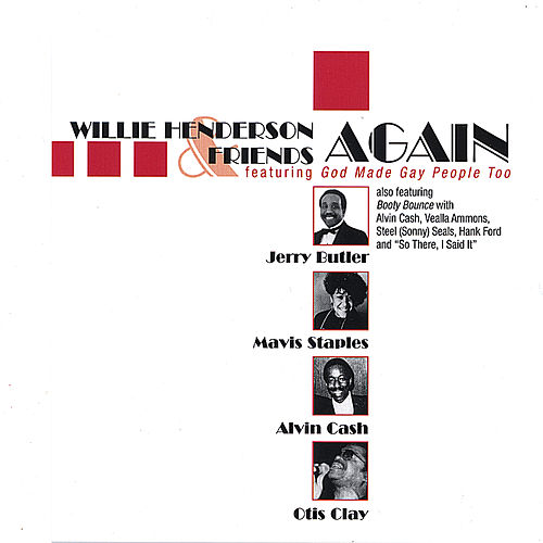 Willie Henderson Friends Again by Various Artists