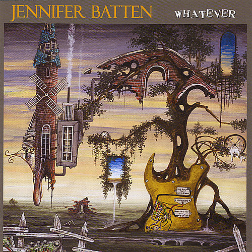 Play & Download Whatever by Jennifer Batten | Napster