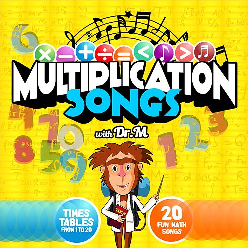 Play & Download Multiplication Songs with Dr. M by Muffin Songs | Napster