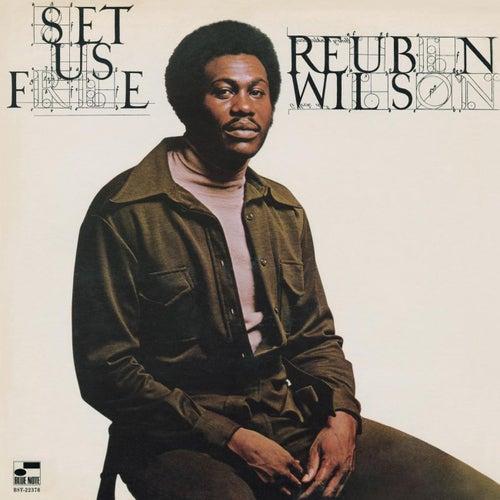 Set Us Free by Reuben Wilson