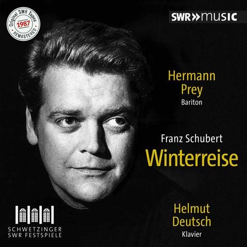 Schubert: Winterreise, Op. 89, D. 911 by Hermann Prey