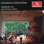 Play & Download David Finko: Concertos for Viola, Piano, Violin & Piccolo by Various Artists | Napster
