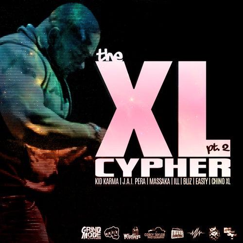 The XL Cypher, Pt. 2 (feat. Kid Karma, J.a.I. Pera, Massaka, iLL, Bliz & Easty) by Chino XL