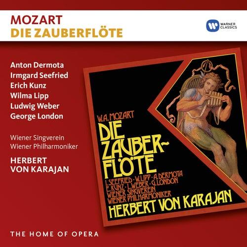 Mozart: Die Zauberflöte von Herbert Von Karajan