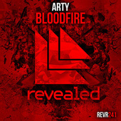 Play & Download Bloodfire by Arty | Napster
