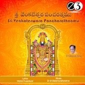 Sri Venkateswara Pancharathnamu by Dr. M. Balamuralikrishna
