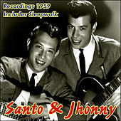 Play & Download First Recordings 1959 by Santo and Johnny | Napster