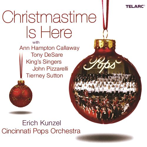 Play & Download Christmastime Is Here by Erich Kunzel | Napster