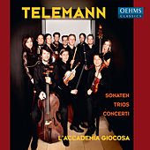Telemann: Sonatas, Trios & Concerti by Various Artists
