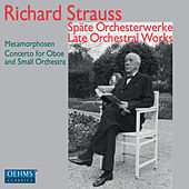 R. Strauss: Late Orchestral Works by Various Artists
