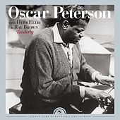 Play & Download Tenderly (with Herb Ellis & Ray Brown) (Live; 2016 Remastered) by Oscar Peterson | Napster