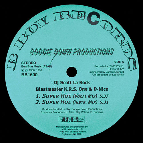 Super Hoe by Boogie Down Productions