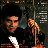 The Romantic Violin by Ruzhka Charakchieva