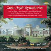Play & Download Great Haydn Symphonies: Orchestral Favourites, Vol. XVI by Austro-Hungarian Haydn Orchestra | Napster