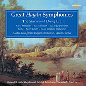 Play & Download Great Haydn Symphonies: Orchestral Favourites, Vol. XVIII by Austro-Hungarian Haydn Orchestra | Napster