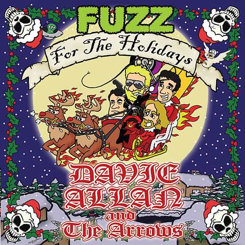 Fuzz for the Holidays by Davie Allan & the Arrows