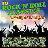 Play & Download 18 Rock 'N' Roll Classics by Various Artists | Napster