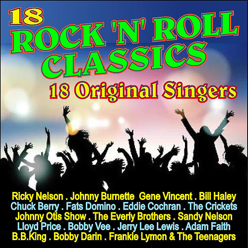18 Rock 'N' Roll Classics by Various Artists