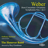 Weber: Orchestral Favourites, Vol. XVII by Anthony Halstead