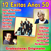 Play & Download 12 Exitos Años 50 by Various Artists | Napster