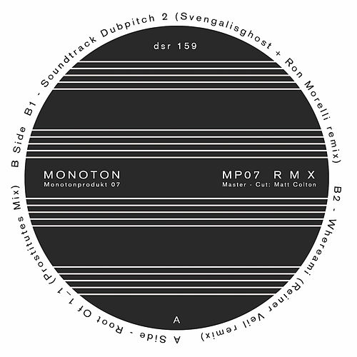 MP07 R M X - Single by Monoton