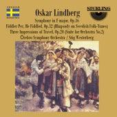 Lindberg: Symphony in F Major, Op. 16 by Örebro Symphony Orchestra