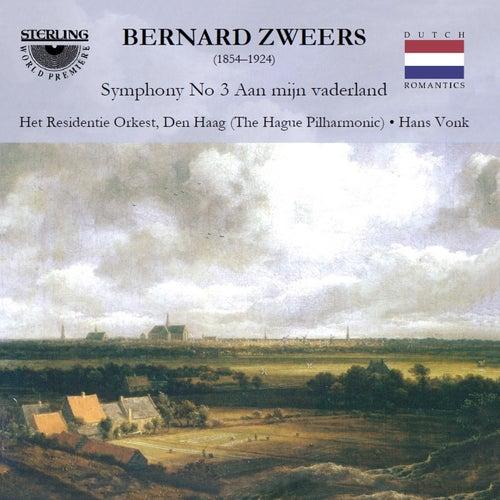 Zweers: Symphony No. 3 'Aan Mijn Vaderland' by The Hague Philharmonic