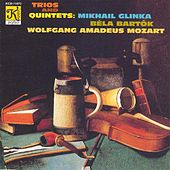 GLINKA: Trio pathetique / MOZART: Piano Quintet in E flat major / BARTOK: Contrasts by Various Artists