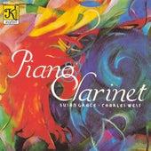 LUTOSLAWSKI: Dance Preludes / FAITH: Sea Pieces / GENZMER: Sonatine / ALWYN: Clarinet Sonata by Charles West
