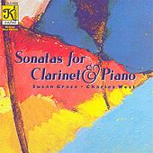 Play & Download POULENC / DUNHILL / BAX / BERNSTEIN / SCHUMANN: Sonatas for Clarinet and Piano by Charles West | Napster