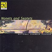 NATIONAL CHAMBER PLAYERS: Nonets and Septets by Lowell Graham