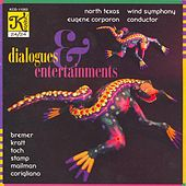 KRAFT: Dialogues and Entertainments / TOCH: Miniature Overture / STAMP: 4 Maryland Songs by Various Artists