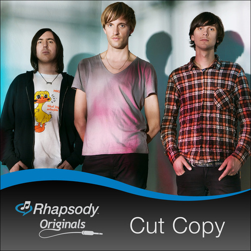 Rhapsody Originals by Cut Copy