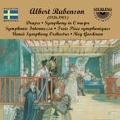 Rubenson: Drapa - Symphony in C Major - Symphonic Intermezza - Trois Pièce Symphoniques by Umeå Symphony Orchestra