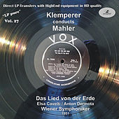 LP Pure, Vol. 27: Klemperer Conducts Mahler by Various Artists