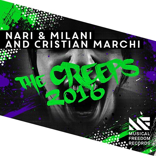The Creeps 2016 by Nari