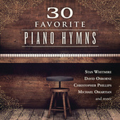 30 Favorite Piano Hymns by Various Artists