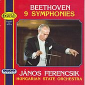 Beethoven: 9 Symphonies by Hungarian State Orchestra