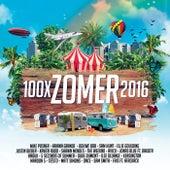 100x Zomer 2016 van Various Artists