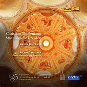 Play & Download Bruckner: Symphony No. 7 in E Major, WAB 107 - Wagner: Das Liebesmahl der Apostel, WWV 69 (Staatskapelle Dresden Edition, Vol. 38) by Various Artists | Napster