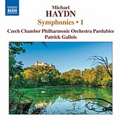 Play & Download M. Haydn: Symphonies, Vol. 1 by Komorní filharmonie Pardubice | Napster