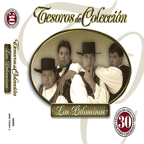 Play & Download Tesoros De Colección by Los Palominos | Napster