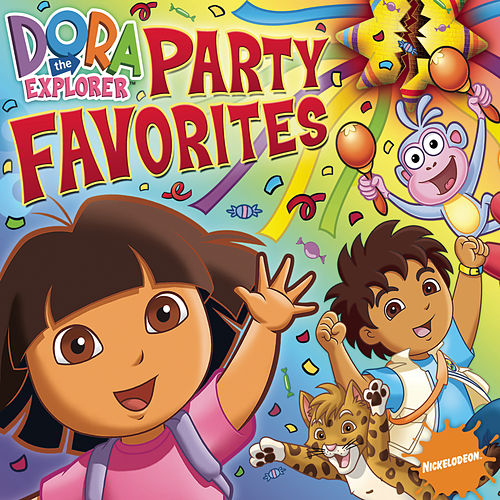Play & Download Dora The Explorer Party Favorites by Dora the Explorer | Napster